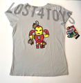 Marvel Iron Man 'Monkey Business' tokidoki Women's T-Shirt
