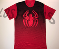 Marvel Spider-Man Athletic style Men's Gradient T-Shirt