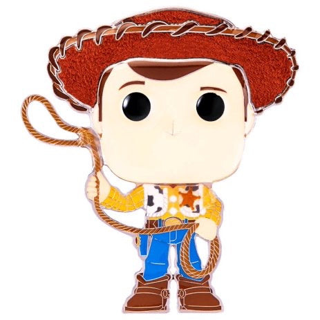 Funk POP! Pin - Pixar Toy Story Woody #4 Enamel Pin