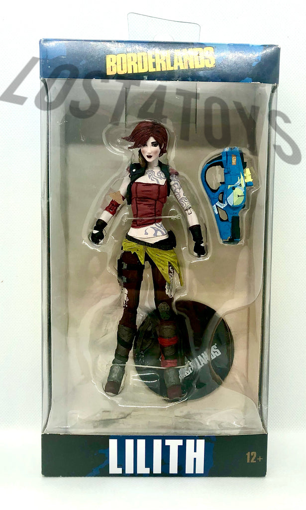McFarlane Borderlands Lilith Action Figure