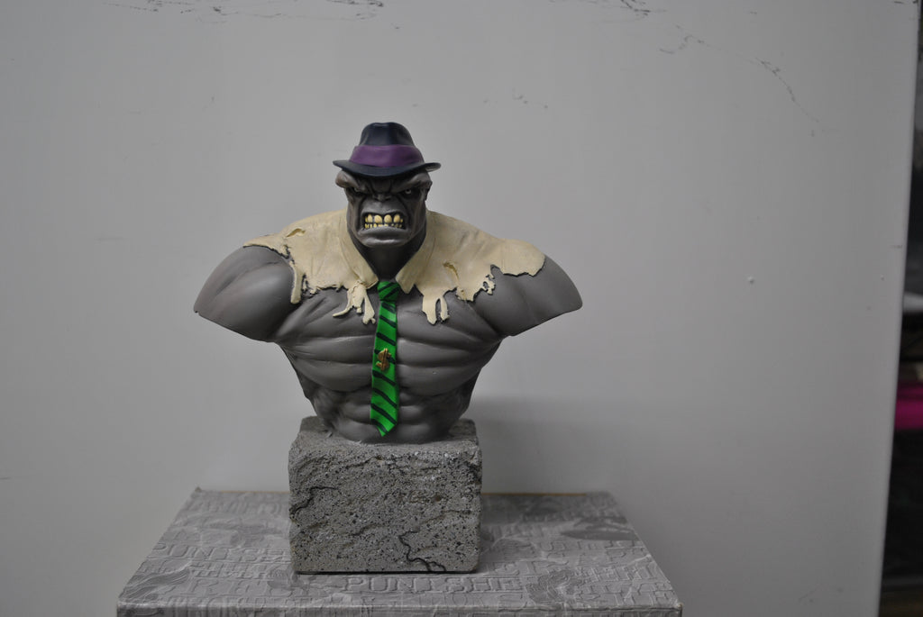 Incredible Hulk 'Grey' Variant (Mr. Fixit) Mini-Bust by Bowen Designs!