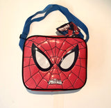 Marvel Ultimate Spider-Man Face Lunchbox