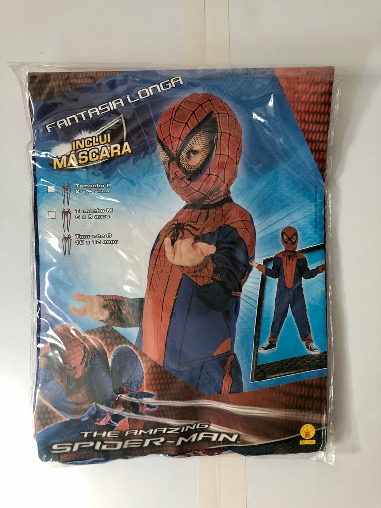 Amazing Spider-Man Kids costume w/mask Rubies!