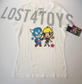 Marvel Captain America 'Let's Dance' tokidoki Women's T-shirt