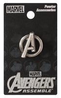 Marvel Avengers Logo Lapel Pin