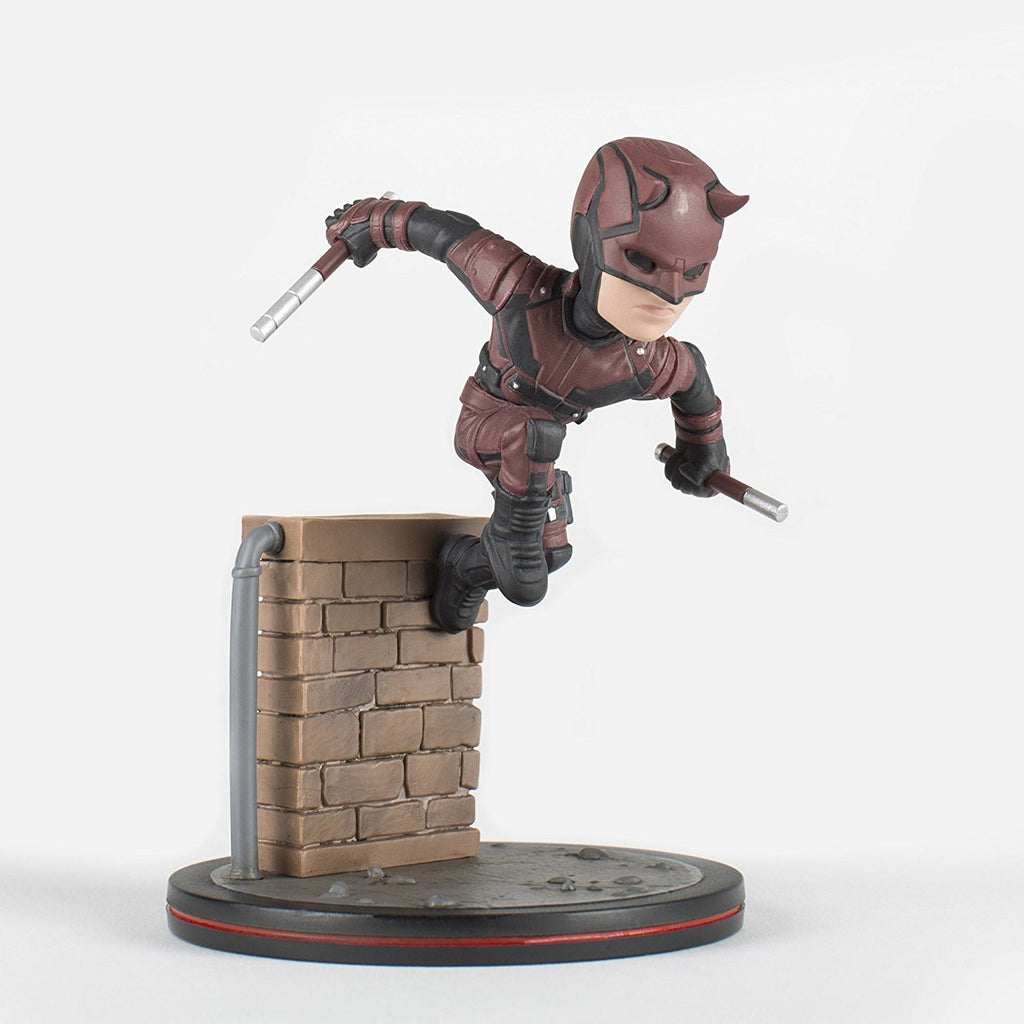 Quantum Mechanix Marvel Daredevil Q-Fig Diorama