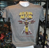 "Iron Man ""Stark Industries"" Junkfood Adult T-Shirt"