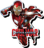Marvel Civil War Iron Man Funky Chunky Magnet