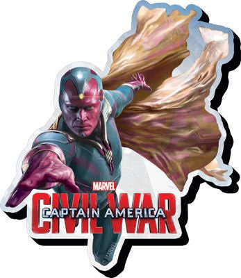 Magnet - Marvel - Civil War Vision Funky Chunky