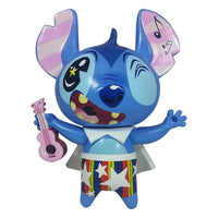 Enesco World of Miss Mindy Presents Disney Designer Collection Stitch Vinyl Figurine, 7