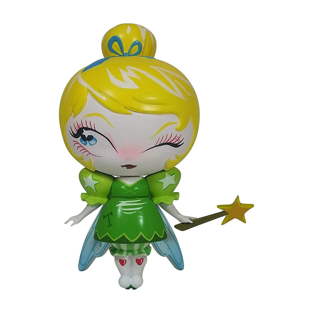 Enesco World of Miss Mindy Presents Disney Designer Collection Tinker Bell Vinyl Figurine, 7""