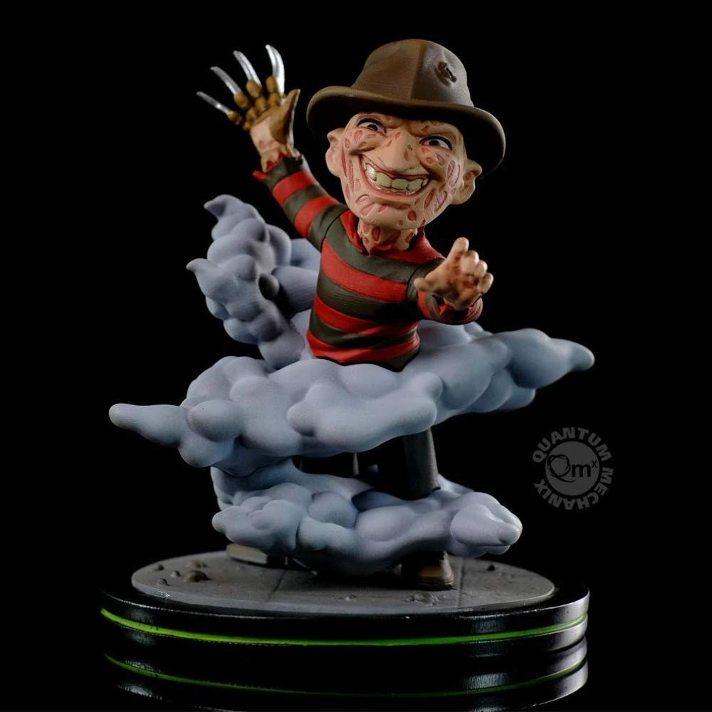 Quantum Mechanix Q-Fig Freddy Krueger Standard