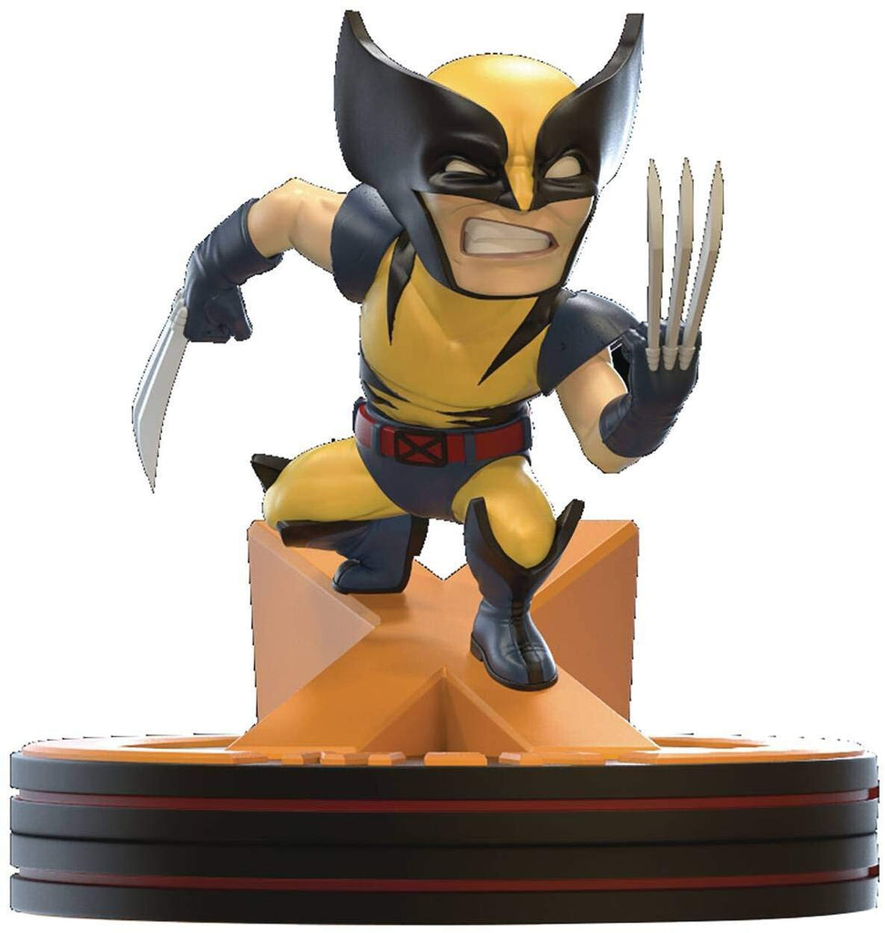 Quantum Mechanix Marvel's 80th: Wolverine Q-Fig Diorama Figure