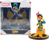Marvel X-Men Cyclops QMX Q-Fig Diorama