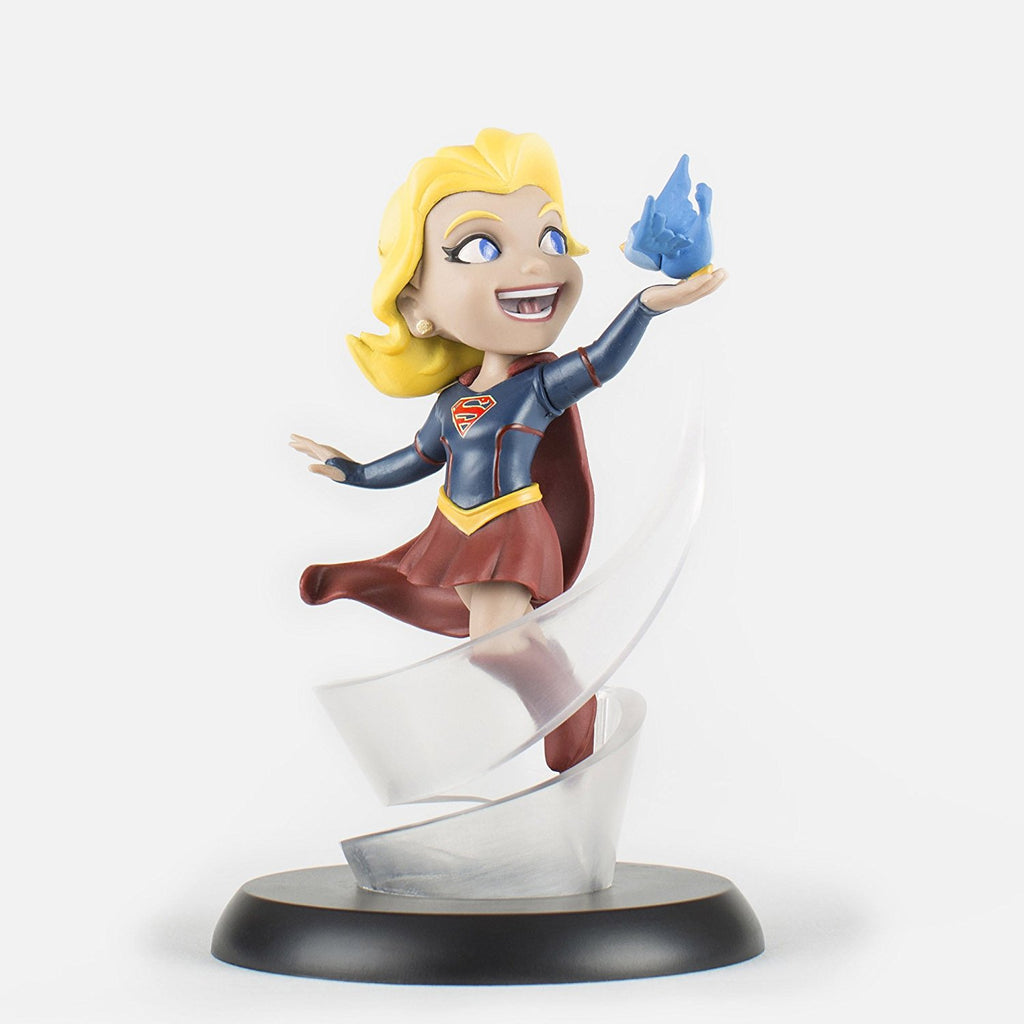 Quantum Mechanix Supergirl Q-Fig