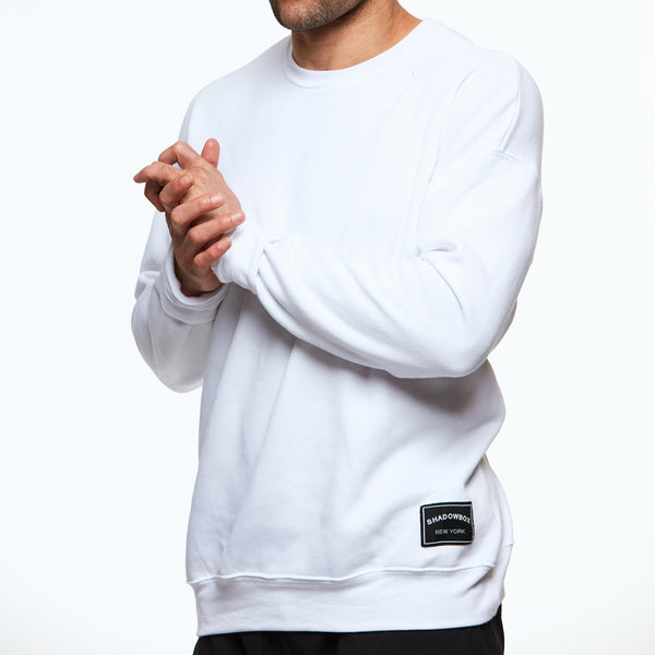 SBX Patch Crewneck Sweatshirt