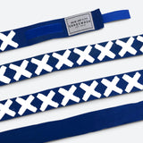 Traditional Handwraps - New Jab City Blue