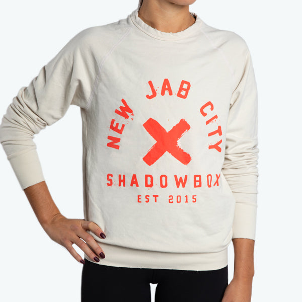 SBX NEW JAB CITY Crewneck Sweatshirt