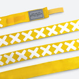 Traditional Handwraps - New Jab City Yellow