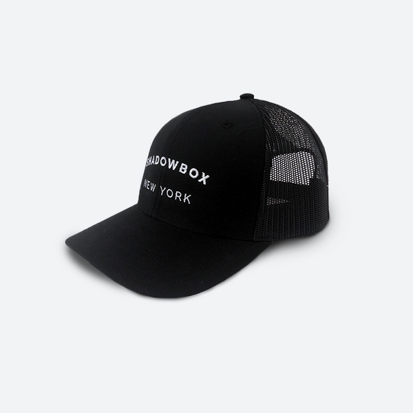 Shadowbox New York Hat