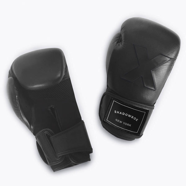 Premium Leather X Glove - Black