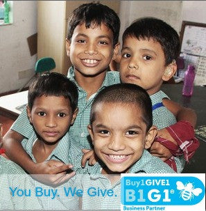 Let's Talk About People & Giving - The B1G1 Initiative