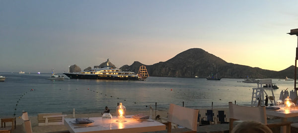 cabo vacation sunset