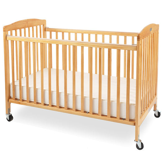 Full Size Wooden Crib - Crib Rental In Cabo - Rent Full-Size Wooden Cribs From Baja Baby Gear