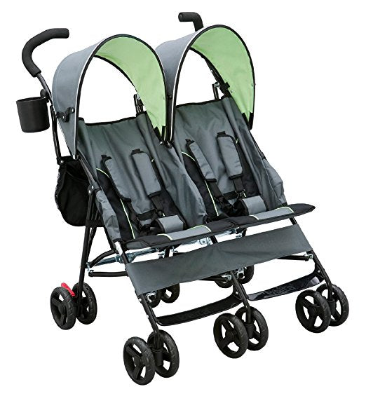 Light Double Stroller