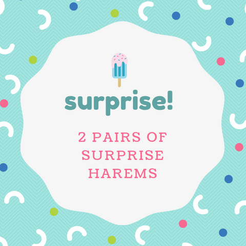 Surprise harems club