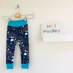 Goodnight bunny trousers, 2 styles to choose from
