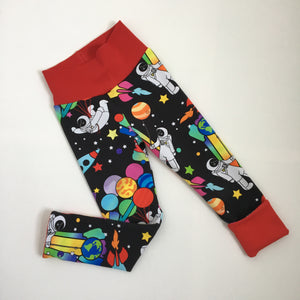 Grow with me party planet trousers