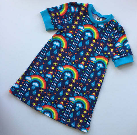 Rainbowphant dress
