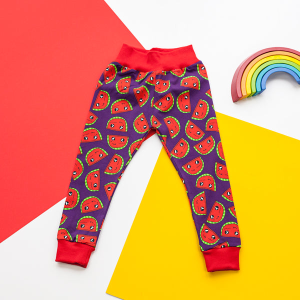 Watermelon babies / children's leggings