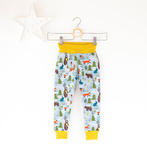 Woodland baby / children's legging trousers