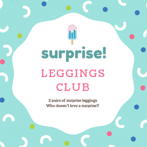 Surprise leggings club