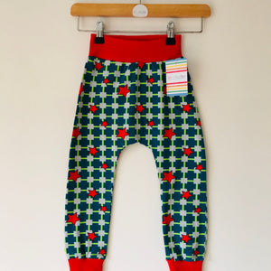 Red star organic baby / children's harems