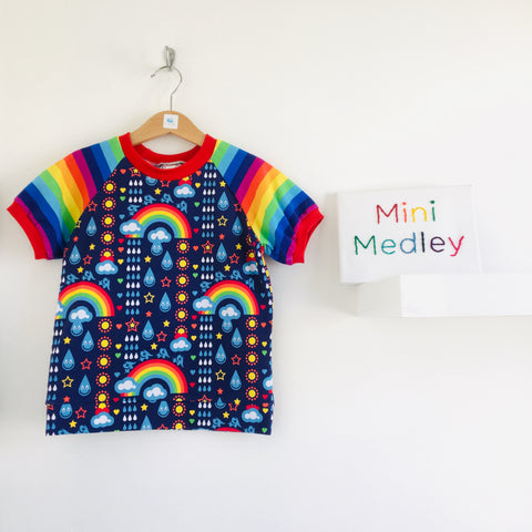 Rainbowphant t-shirt