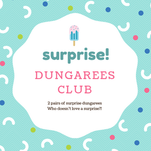 Surprise dungarees club