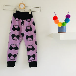 Rebel babies / children's leggings