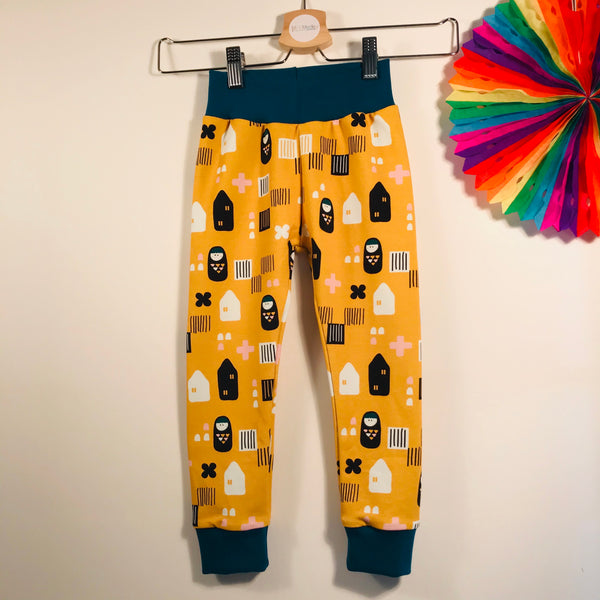 Russian doll trousers