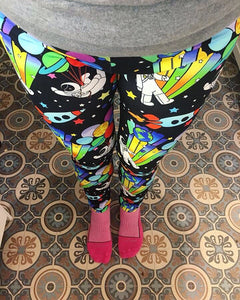 Party planet ladies trousers, available size 8-18.
