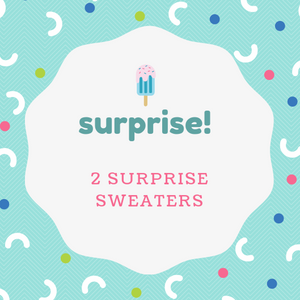 Surprise sweater club