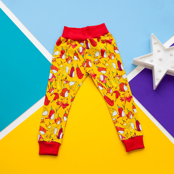 Jamboree birds babies leggings