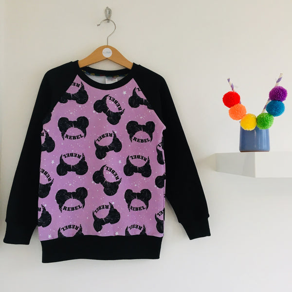 Rebel baby / children's sweater jumper