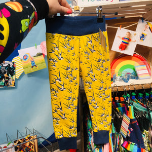 Swallow baby / children's leggings