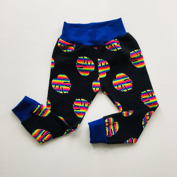 Rainbow cheese plant Mini Medley exclusive baby / children's trousers