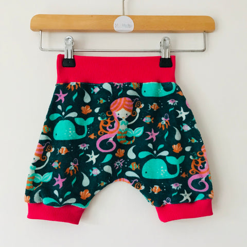 Mermaid baby / children's shorts