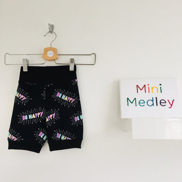 Be happy baby / children's shorts