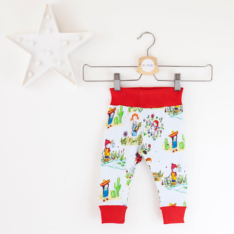 Play outside babies / children's leggings